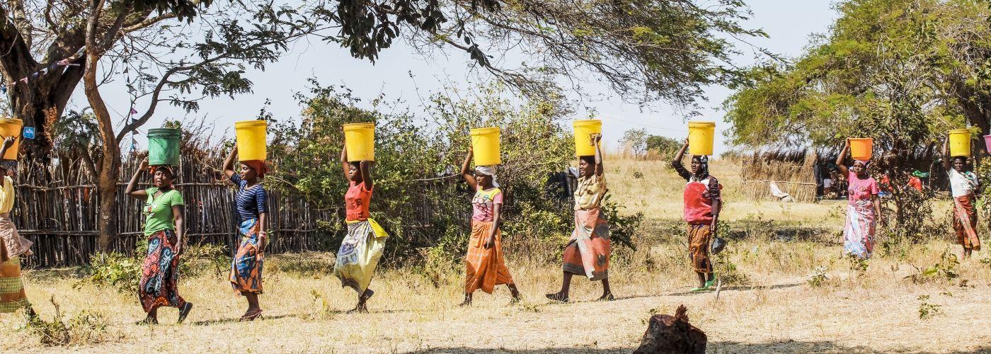 Ontmoet krachtige Zambiaanse vrouwen