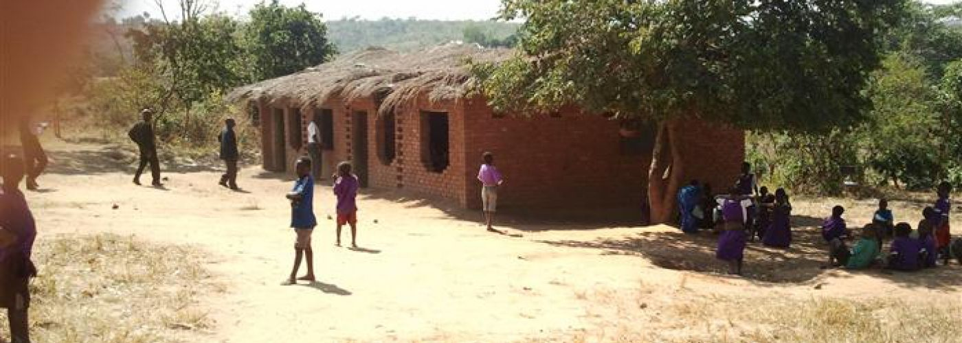 Bestaande stenen klaslokalen