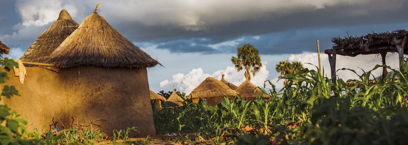 Welkom in Afrika!
