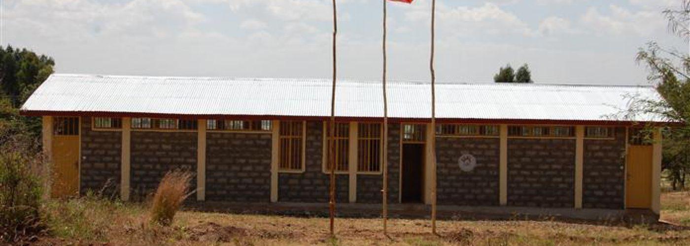 School gebouwd in 2012