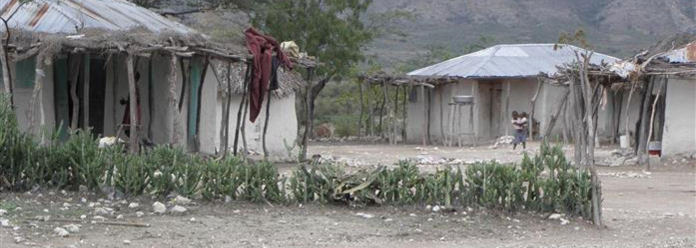 Huizen in Marot