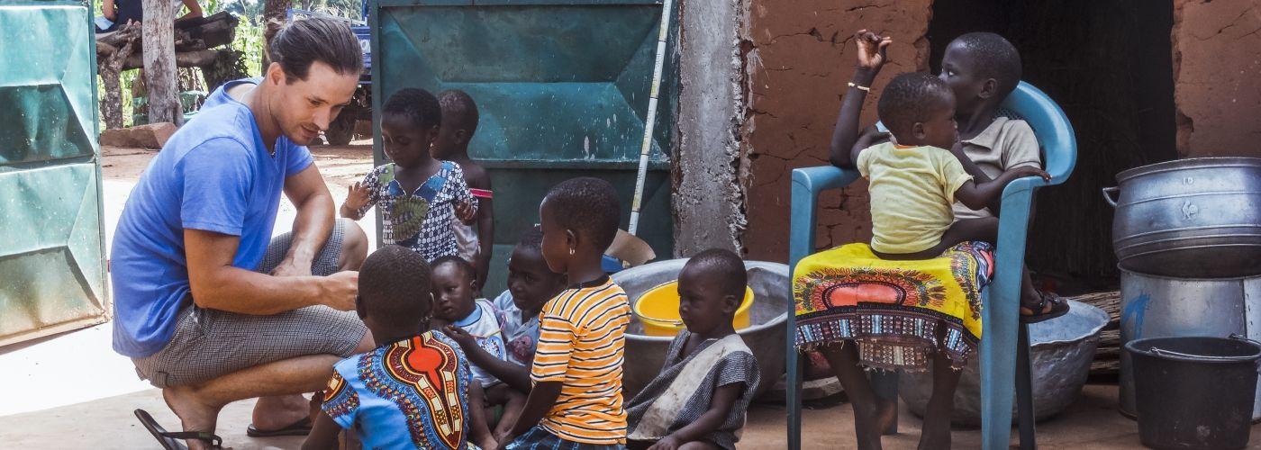 Leer het Ghanese leven kennen