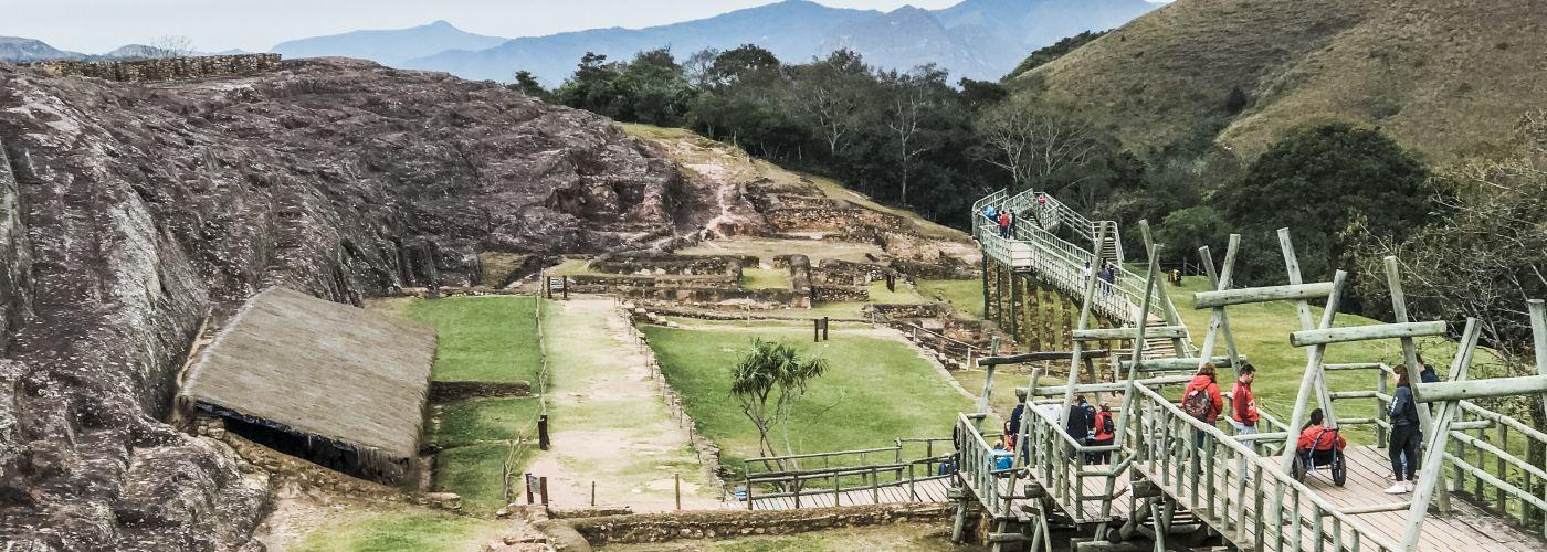 Natuurlijk bekijk je de highlights van Bolivia