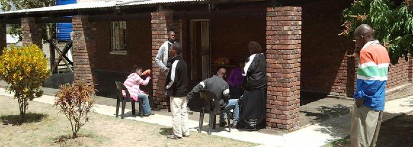 Clients Zamokuhle Centre