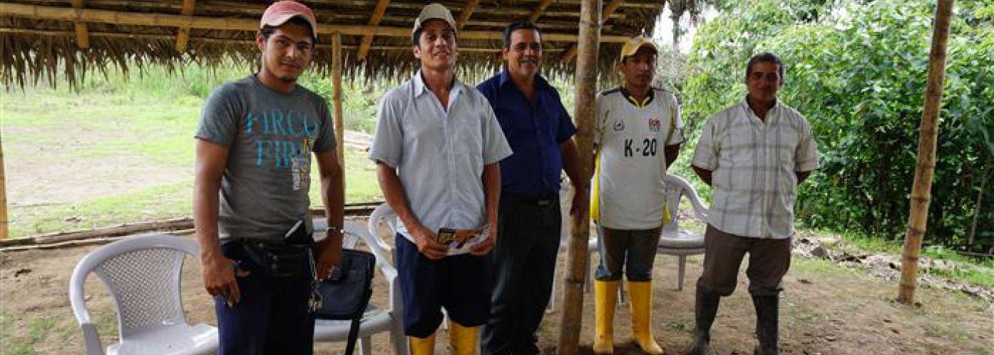 Boeren uit Piedra de Plata