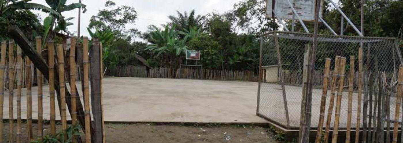 Speelplaats in Pierdra de Plata