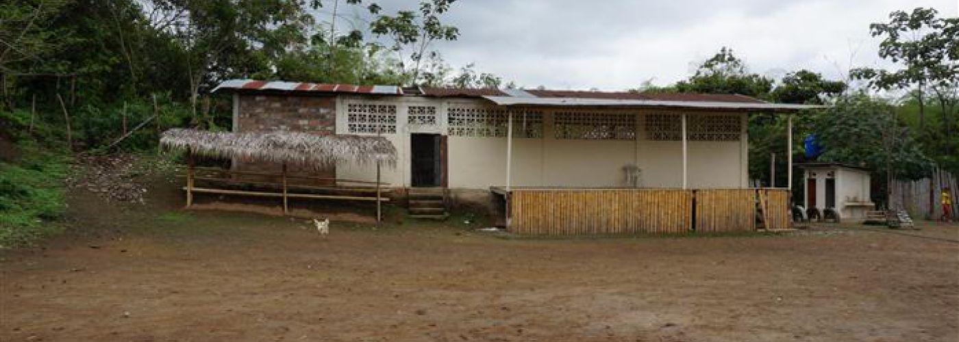Huidige school