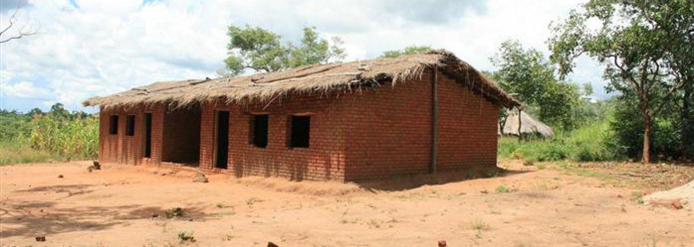 Huidige (stenen) klaslokalen