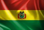 Vlag van Bolivia