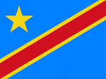 Vlag van Congo (Democratische Republiek)
